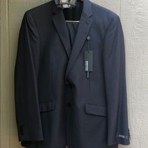 NWT Kenneth Cole Reaction Gray Suit